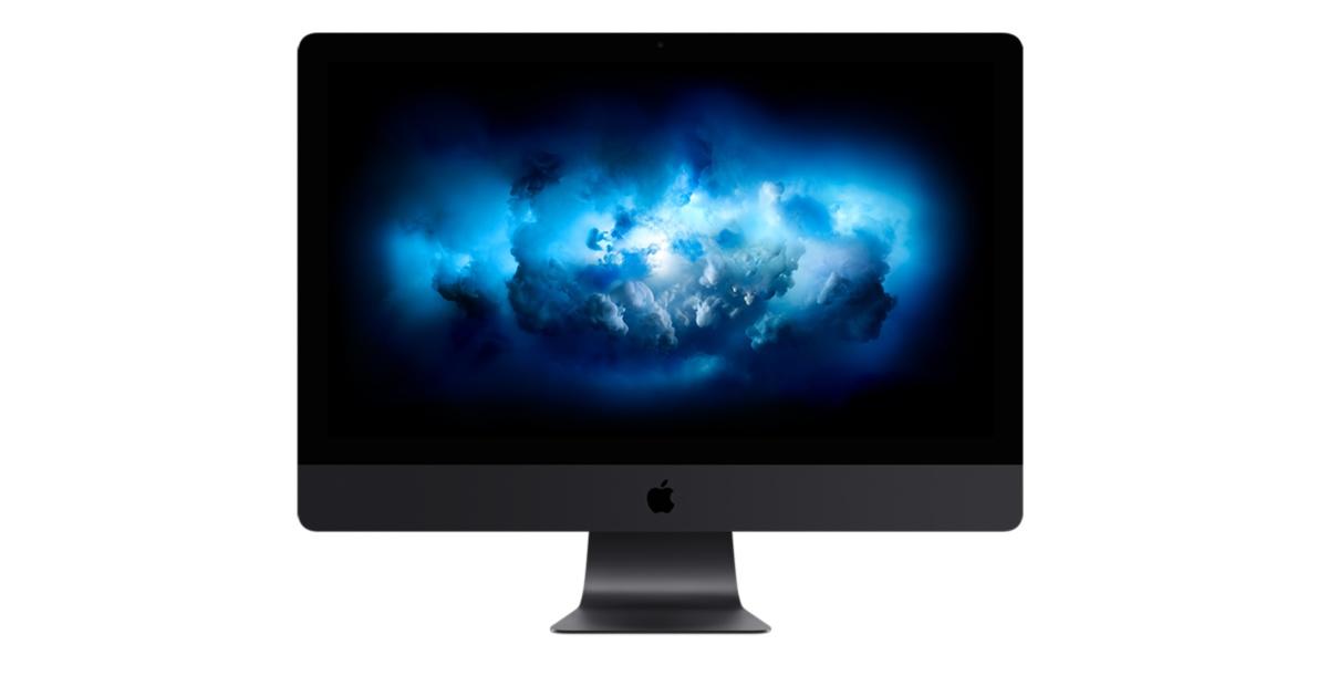 Foto iMac Pro