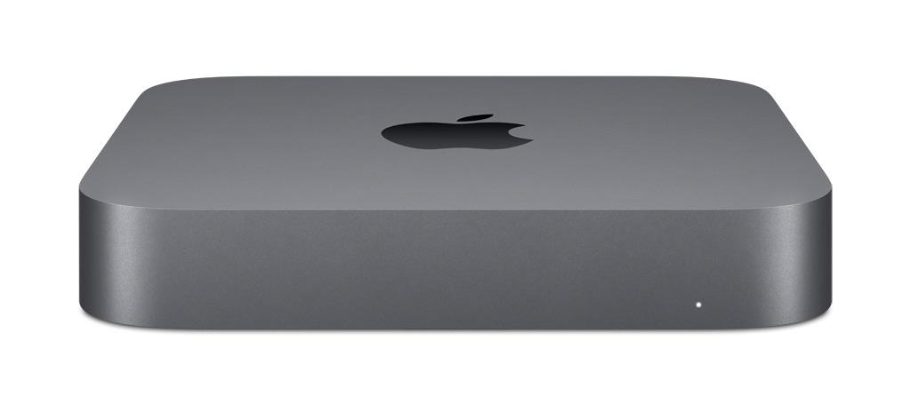 Mac Mini frontal